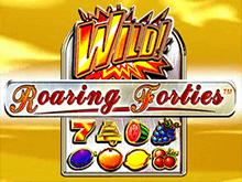 Мобильная версия игрового видеослота Roaring Forties